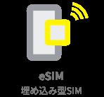 eSIM(embedded SIM)